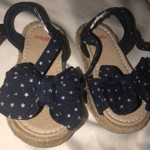 Other - Baby espadrilles sandals
